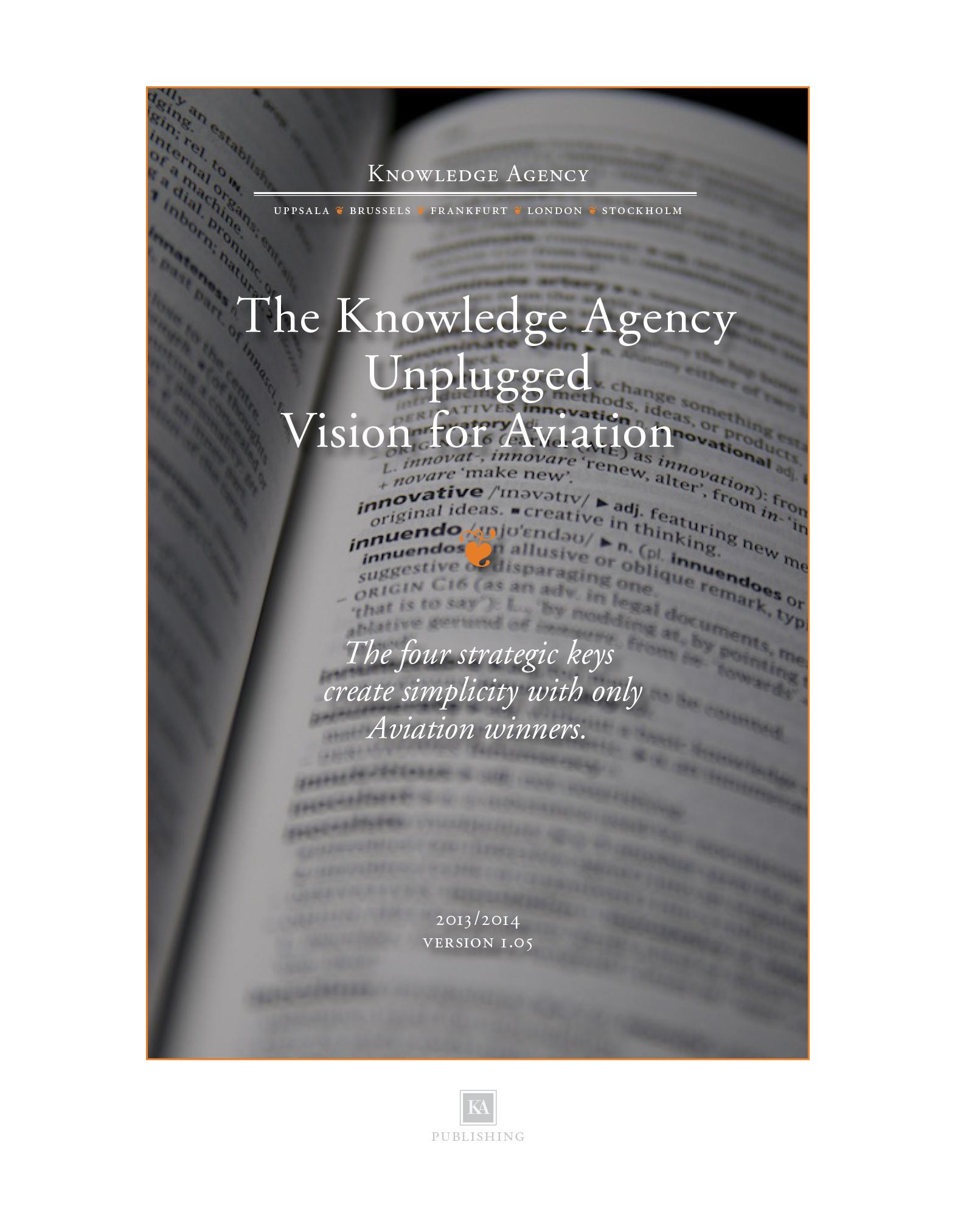 Bokomslag för Knowledge Agency