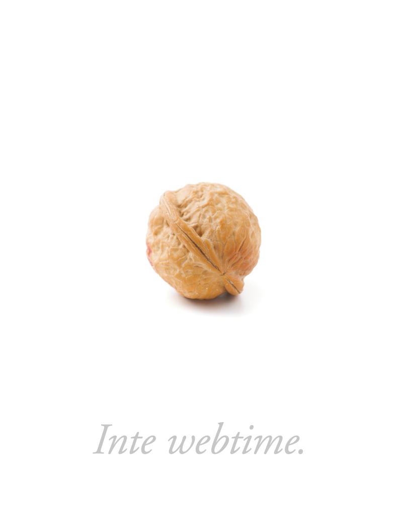 Affisch för webTime/Timeservices