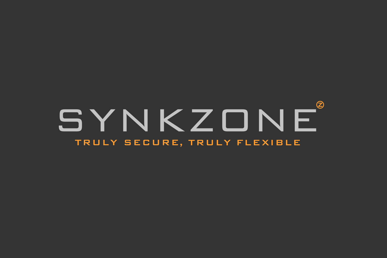 Logotyp för Synkzone